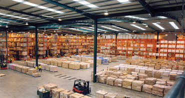 Our large warehouse facility in Ayrshire is capable of safely storing your stock, ready for order fulfilment